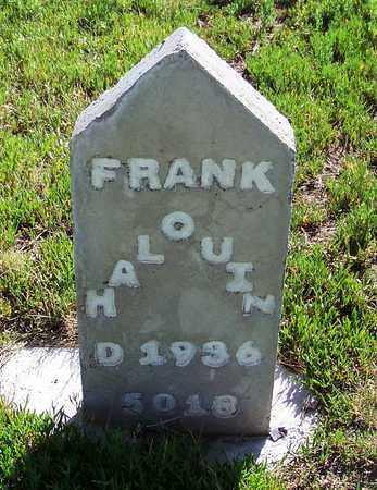 HALQUIN, FRANK - Carbon County, Wyoming | FRANK HALQUIN - Wyoming Gravestone Photos