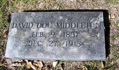 "MIDDLETON, DAVID ""DOC"" - Converse County, Wyoming 
