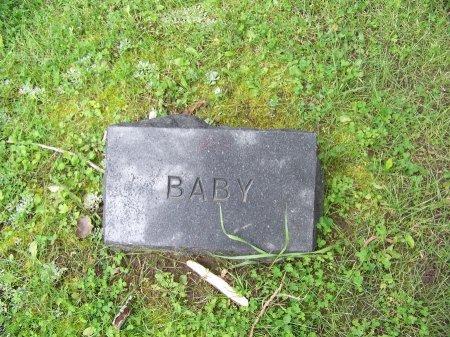 ANGUS, BABY - Johnson County, Wyoming   BABY ANGUS - Wyoming Gravestone Photos