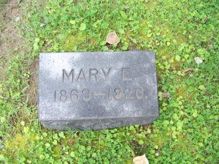 ANGUS, MARY E - Johnson County, Wyoming | MARY E ANGUS - Wyoming Gravestone Photos