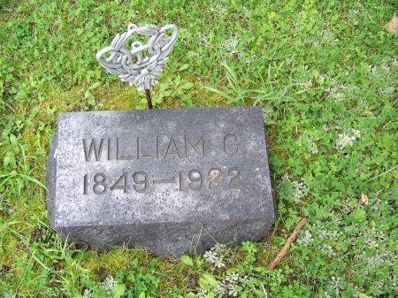 ANGUS, WILLIAM C. - Johnson County, Wyoming | WILLIAM C. ANGUS - Wyoming Gravestone Photos