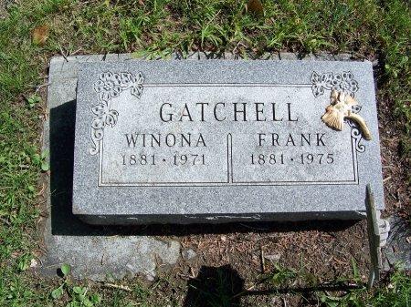GATCHELL, FRANK - Johnson County, Wyoming | FRANK GATCHELL - Wyoming Gravestone Photos