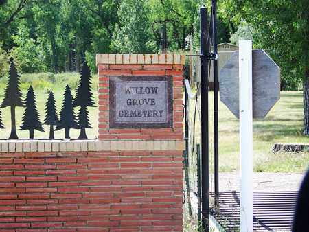 *GATE,  - Johnson County, Wyoming |  *GATE - Wyoming Gravestone Photos