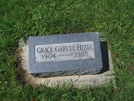 GARVEY HESSE, GRACE - Johnson County, Wyoming   GRACE GARVEY HESSE - Wyoming Gravestone Photos