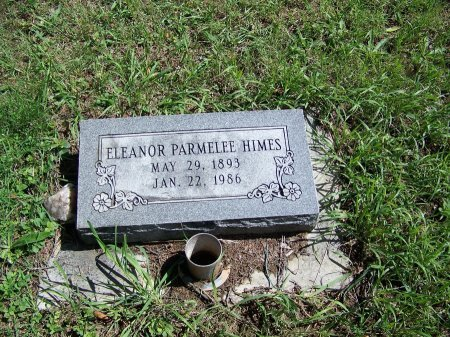 PARMALEE HIMES, ELEANOR - Johnson County, Wyoming | ELEANOR PARMALEE HIMES - Wyoming Gravestone Photos
