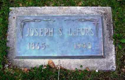 LEFORS, JOSEPH SHELBY (FAMOUS) - Johnson County, Wyoming | JOSEPH SHELBY (FAMOUS) LEFORS - Wyoming Gravestone Photos