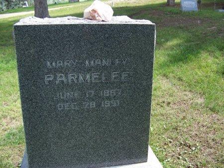 PARMELEE, MARY - Johnson County, Wyoming | MARY PARMELEE - Wyoming Gravestone Photos
