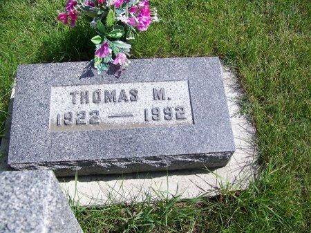 TISDALE, THOMAS M. - Johnson County, Wyoming | THOMAS M. TISDALE - Wyoming Gravestone Photos