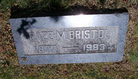 MCCABE BRISTOL, DAZE - Laramie County, Wyoming | DAZE MCCABE BRISTOL - Wyoming Gravestone Photos
