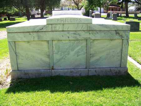 """PHILLIPS, LUCINDA A """"LUCY"""" - Laramie County, Wyoming   LUCINDA A """"LUCY"""" PHILLIPS - Wyoming Gravestone Photos"""