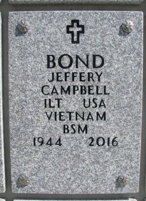 BOND, JEFFERY CAMPBELL - Natrona County, Wyoming | JEFFERY CAMPBELL BOND - Wyoming Gravestone Photos