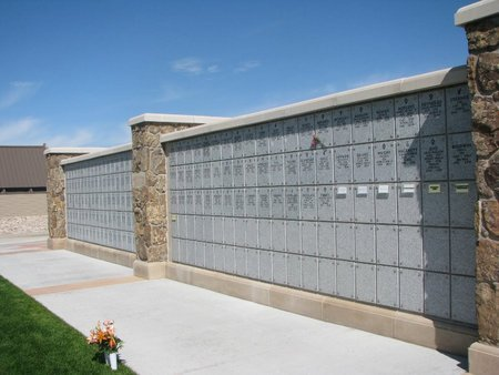 *CREMATION, VAULTS - Natrona County, Wyoming | VAULTS *CREMATION - Wyoming Gravestone Photos