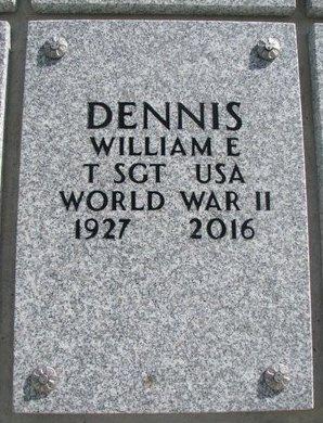 DENNIS, WILLIAM E. - Natrona County, Wyoming | WILLIAM E. DENNIS - Wyoming Gravestone Photos