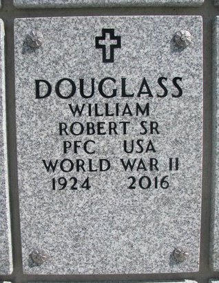 DOUGLASS, WILLIAM ROBERT SR. - Natrona County, Wyoming | WILLIAM ROBERT SR. DOUGLASS - Wyoming Gravestone Photos