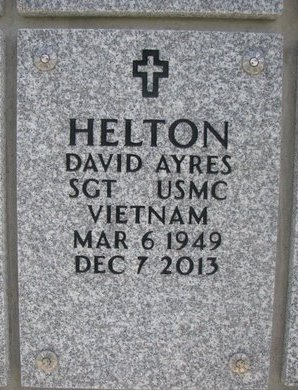 HELTON, DAVID AYRES - Natrona County, Wyoming | DAVID AYRES HELTON - Wyoming Gravestone Photos