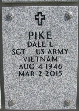 PIKE, DALE L. - Natrona County, Wyoming | DALE L. PIKE - Wyoming Gravestone Photos