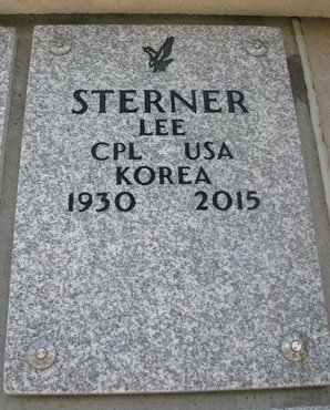 STERNER, LEE - Natrona County, Wyoming | LEE STERNER - Wyoming Gravestone Photos
