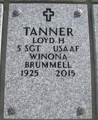 TANNER, WINONA - Natrona County, Wyoming | WINONA TANNER - Wyoming Gravestone Photos