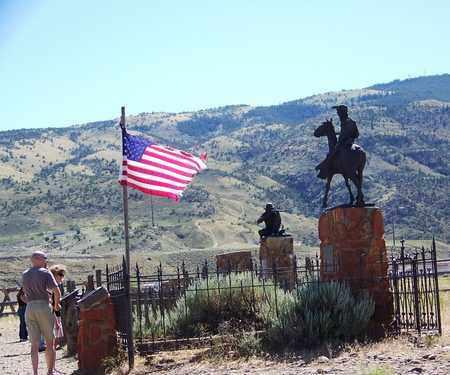 *CEMETERY,  - Park County, Wyoming |  *CEMETERY - Wyoming Gravestone Photos