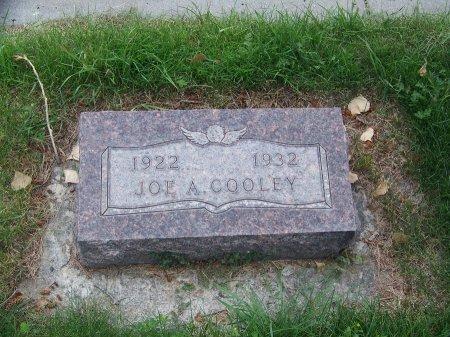 COOLEY, JOE A. - Park County, Wyoming   JOE A. COOLEY - Wyoming Gravestone Photos