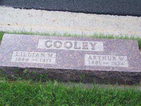 COOLEY, ARTHUR W. - Park County, Wyoming | ARTHUR W. COOLEY - Wyoming Gravestone Photos