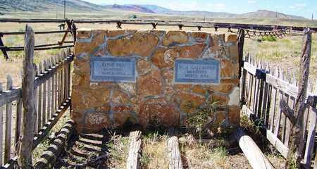 "HOOLIHAN, ""BLIND BILL"" - Park County, Wyoming | ""BLIND BILL"" HOOLIHAN - Wyoming Gravestone Photos"