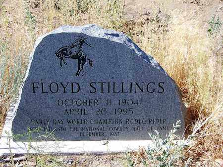 STILLINGS, FLOYD (FAMOUS) - Park County, Wyoming | FLOYD (FAMOUS) STILLINGS - Wyoming Gravestone Photos